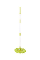 Green cleaning mop