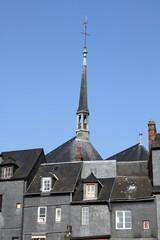France, Sainte Catherine church in Honfleur