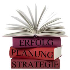 Bücher - STRATEGIE,PLANUNG,ERFOLG
