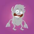 werwolf halloween lustig