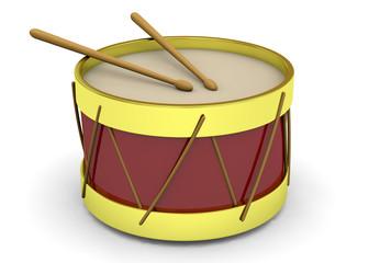 Drum - 3D