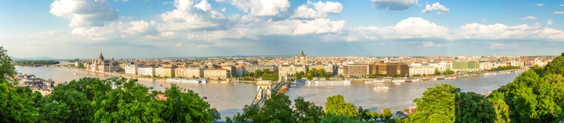 Budapest Panorama 180°