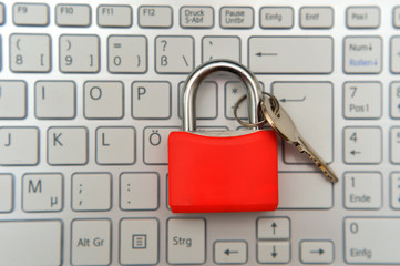 Lock and Keybord