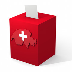 3D Switzerland voting