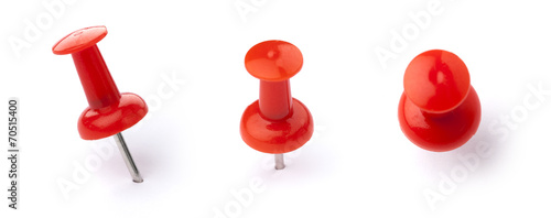 Red pins - 70515400