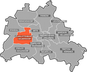 Berlin Charlottenburg Wilmersdorf