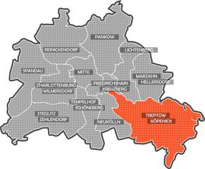 Berlin Treptow-Köpenick district