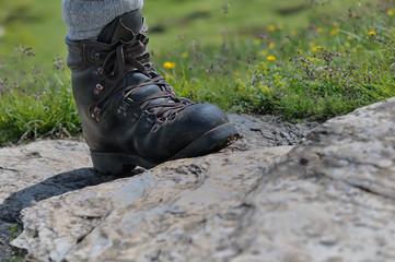 balade en montagne,équipement,chaussures