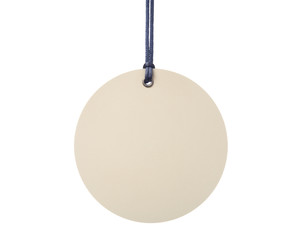 Hanging Circular Tag