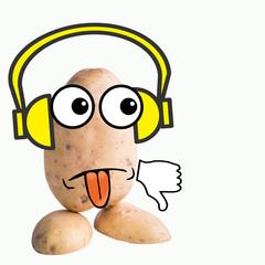 little potato man bad music