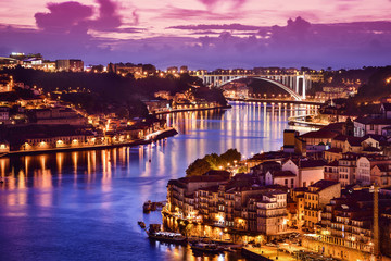 Porto, Portugal on the Douro River