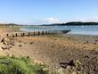 canvas print picture - Spiaggia in Bretagna