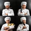 cuoco pazzo collage