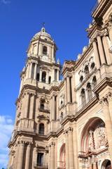 Malaga Catedral, Spain