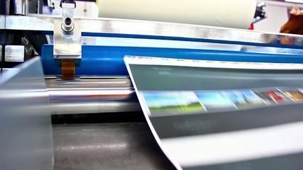 offset machine roll foil laminator