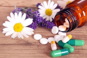 Schüssler Salze und Tabletten