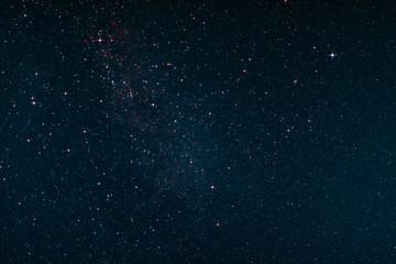 Nightsky over St. Peter-Ording