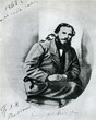 Russian writer Leo Tolstoy, 1862