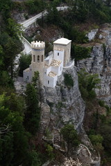 Erice (Sicilia) Torretta Pepoli