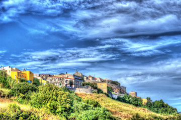 Osilo in hdr