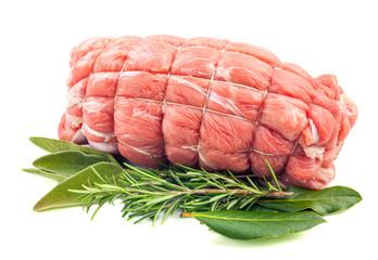 Fresh Roast of Veal