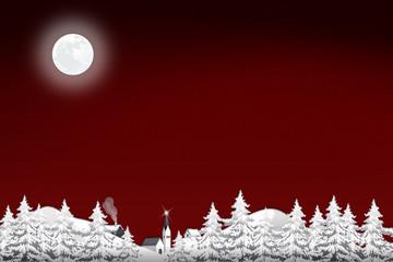weiße Weihnachten © Matthias Buehner