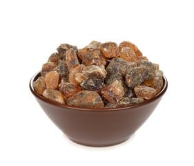 caramelized sugar in a bowl