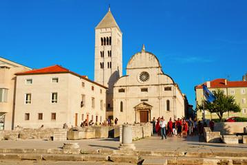Marienkirche in Zadar, Kroatien