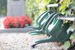 Gießkanne auf Friedhof - 70529010
