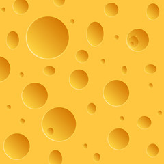 vector modern cheese texture background.
