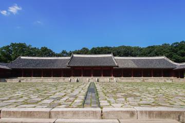 Jongmyo (宗廟), World Heritage shrine in Seoul, Korea