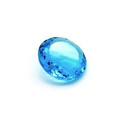Precious blue stone