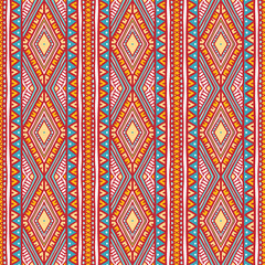 tribal vertical striped pattern - 3