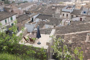 Petite terrasse sympa