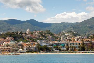 Sanremo or San Remo, Italy
