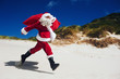 Santa's on a mission