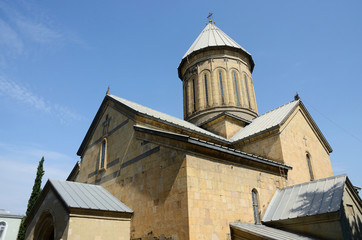 Tbilisi Sioni Cathedral ,Georgian Orthodox church,landmark