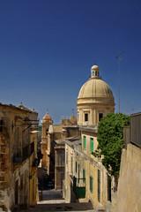 SCORCIO DI NOTO IN SICILIA