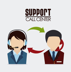 Call center ndesign