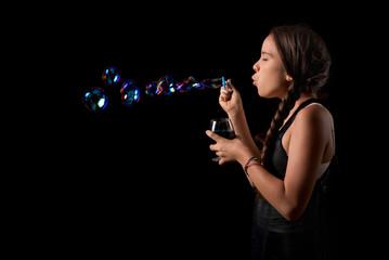 Profile Bubble Girl