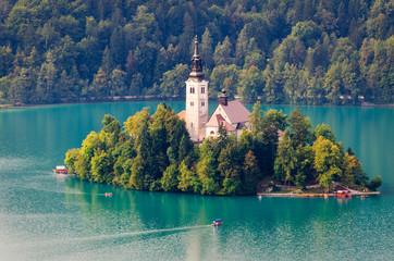 Slovenia, Lake Bled