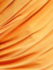 robe (of a Buddhist monk) texture