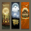 Happy Halloween day collections banner design