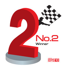 Trophy Winner Number 2