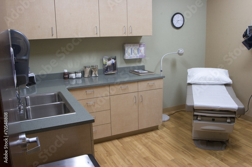 Medical Examination Room - 70548808