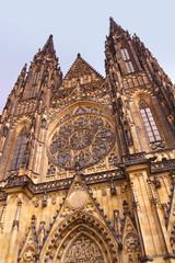 St. Vitus Cathedral - Praha Czech republic