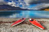 Fototapety Wakatipu Lake, New Zealand