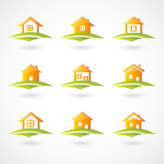 House on the field icons
