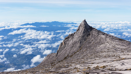 South Peak of Mount Kinabalu