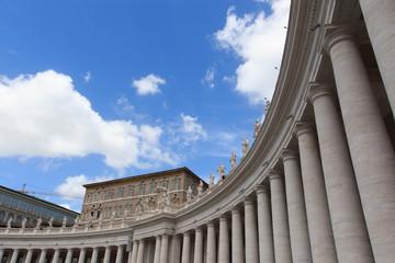 piazza San Pietro - Roma